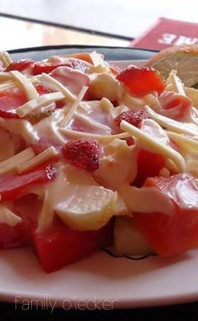 Balinesischer Fruchtsalat von Kian & Sri