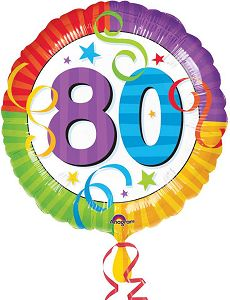 80. Geburtstag von Doris