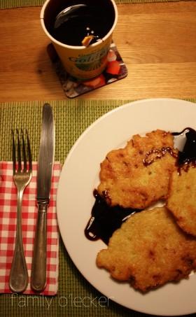 Rheinische Rievkooche – Reibekuchen nach Doris