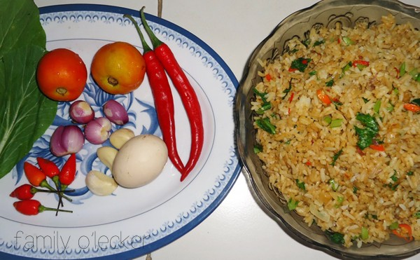 Nasi Goreng – Indonesiens Nationalgericht