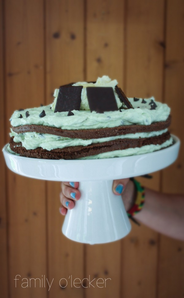 After Eight Torte Family O Lecker