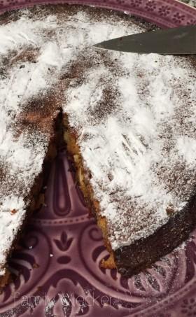 Halwa Khorma – Persischer Dattelkuchen – کیک تاریخ